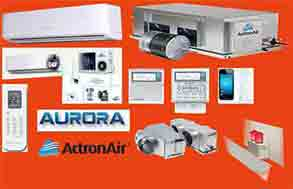 actronair split air conditioners