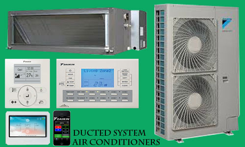 daikin ducted air conditioners